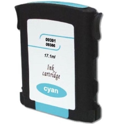 HP 88XL Cyan Ink Cartridge - HP Remanufactured  (Cyan)